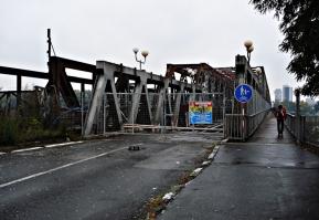 Brücke in Bratislava