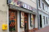 Bäckerei in der slowenischen Stadt Lendava
