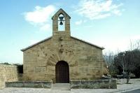 landestypische Kirche bei Alcudia auf Mallorca