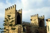 römische Festung bei Alcudia auf Mallorca