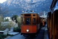 historische Straßenbahn von Sóller nach Port de Sóller