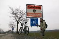 Mit dem Fahrrad unterwegs in Österreich