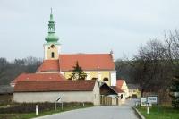 Kirche in Ottenthal in Niederösterreich