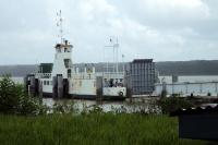 Fähre in Suriname
