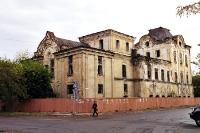 eine Ruine in Irkutsk