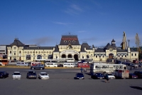 Bahnhof von Vladivostok