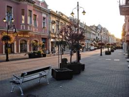 Kaposvár in Ungarn