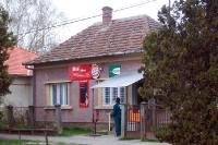 Sisa Shop in einer kleinen ungarischen Ortschaft