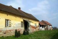 ungarische Ortschaft nahe der ungarisch-kroatischen Grenze