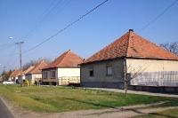 kleine Ortschaft nahe der ungarisch-serbischen Grenze