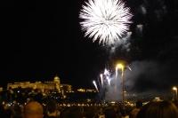 ungarischer Nationalfeiertag in Budapest