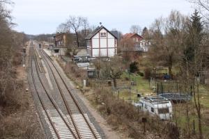 Bahnhof Seelow