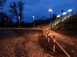 Bahnhof von Werbig