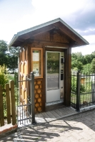 Honigautomat in Buckow