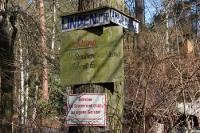 einsame Siedlung nahe Müggelheim