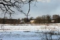 Winterlandschaft bei Heidemühle bei Berlin