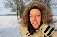 Wandern im winterlichen Brandenburg