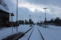 Bahnhof von Werneuchen