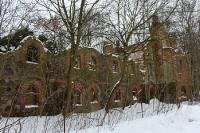 alte Ruine in Großziethen