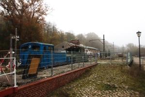 Kleinbahn in Buckow