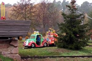 kleine Eisenbahn für Kinder