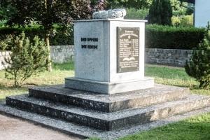 Kriegsdenkmal in Waldsieversdorf