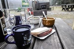 Picknick am Forsthaus im Briesetal