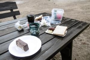 Speis und Trank in der Alten Försterei