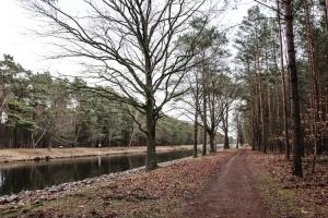 Wandern am Oder-Spree-Kanal