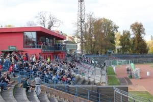 1. FC Frankfurt vs. FSV Union Fürstenwalde