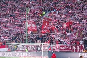 1. FC Kaiserslautern vs. Karlsruher SC
