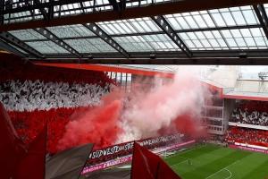 1. FC Kaiserslautern vs. SV Waldhof Mannheim