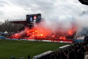 SV Waldhof Mannheim vs. 1. FC Kaiserslautern