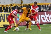 1. FC Köln bei der SG Dynamo Dresden
