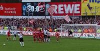 1. FC Köln beim SV Sandhausen, 2014