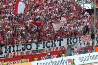 1. FC Köln gegen Fortuna Düsseldorf, 27. Juli 2013