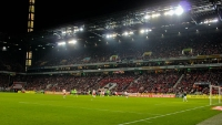 1. FC Köln vs. 1. FC Union Berlin in Müngersdorf