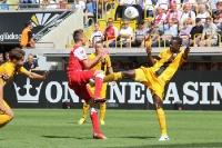 1. FC Köln zu Gast bei Dynamo Dresden