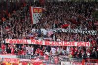 Fußball muss bezahlbar sein! Kölner Fans / Ultras in Berlin
