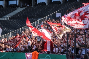 BFC Dynamo vs. 1. FC Köln
