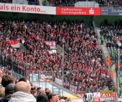 Borussia Mönchengladbach - FC Köln: Gästeblock