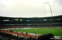 Müngersdorfer Stadion des 1. FC Köln in der Saison 1992/93
