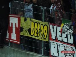 FC Erzgebirge Aue vs. 1. FC Köln