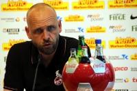 Holger Stanislawski Trainer FC Köln 2013
