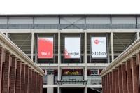 Rhein Energie Stadion des 1. FC Köln in Müngersdorf