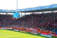 Köln Fans in Bochum 04-05-2013