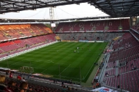 Stadion des 1. FC Köln in Müngersdorf