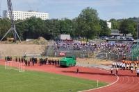 1. FC Lok Leipzig bei FC Rot-Weiß Erfurt II