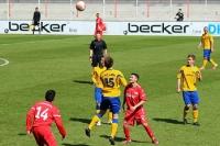 1. FC Lok Leipzig beim 1. FC Union Berlin II