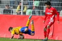 1. FC Lok Leipzig gewinnt 1:0 bei Union II